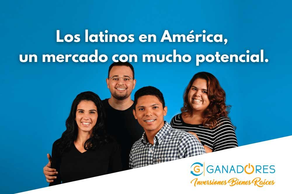Los latinos en USA, un mercado con mucho potencial en bienes raíces