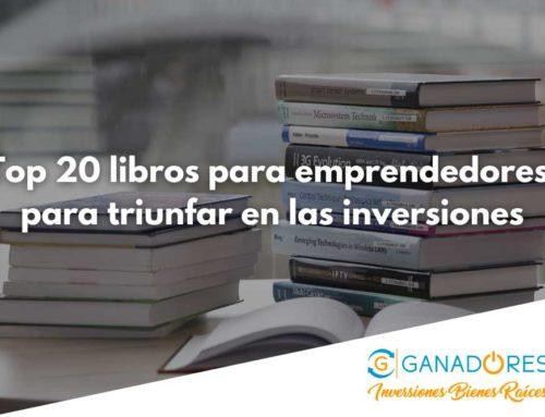 Top 20 libros para emprendedores que debes leer si quieres triunfar en las inversiones