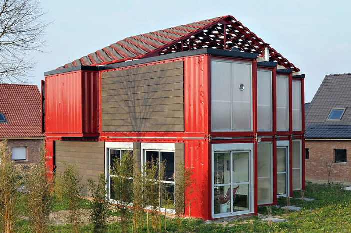 Maison Container (Francia)
