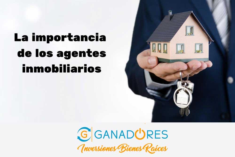 La importancia del agente inmobiliario
