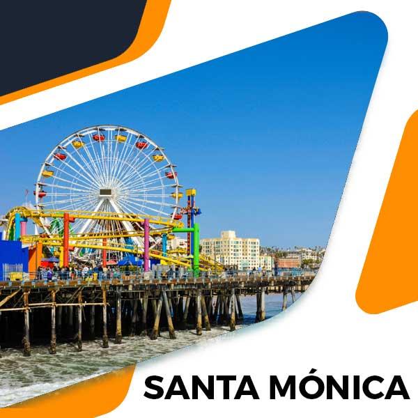 Registro sin costo para Clase Presencial Santa Mónica