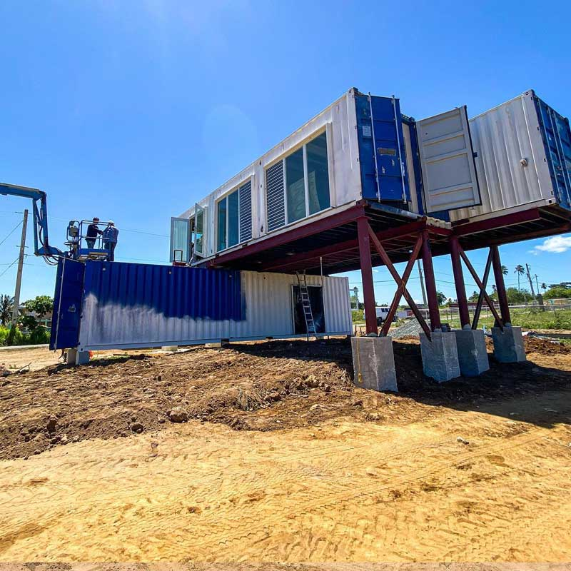 Container Homes Isabela Puerto Rico