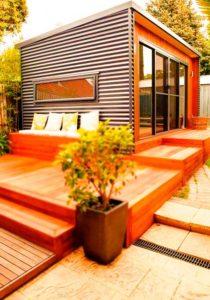 inversión de casas contenedores